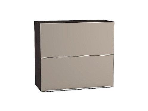 Шкаф верхний горизонтальный Фьюжн с подъемным механизмом 800