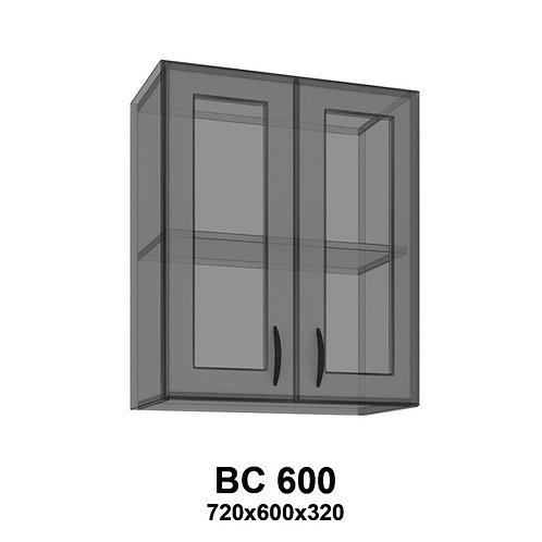 Модуль навесной со стеклом BС600