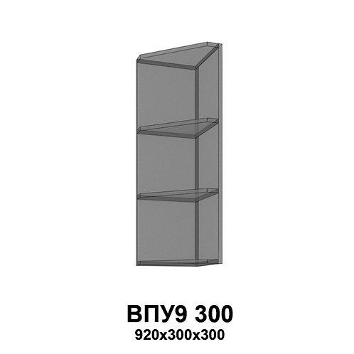 Полка открытая угловая BПУ9 300