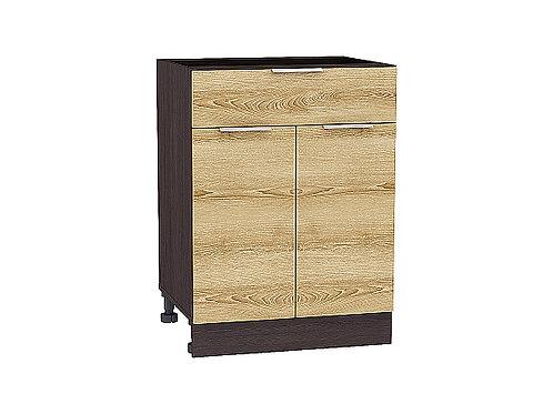 Шкаф нижний с 2-мя дверцами и ящиком Терра W 600
