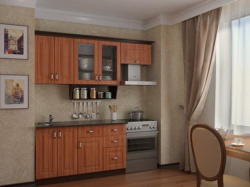 Кухня Классика 2 верх:2000x986х330 низ:1400x860x600
