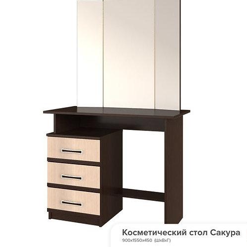 "Косметический стол ""Сакура""  900 x 1550 x 450"