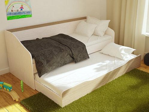 Паскаль Кровать детская выкатная 0,8