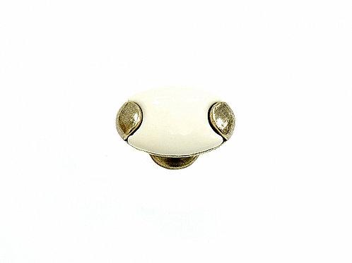 Ручка кнопка мебельная KF05-10