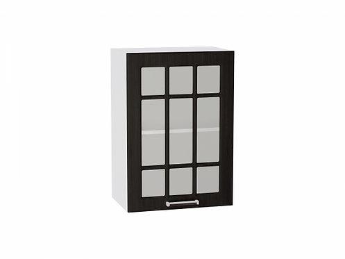 Шкаф верхний с 1-ой дверцей стекло 500 (920)