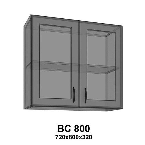 Модуль навесной со стеклом BС800