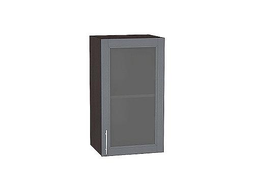 Шкаф верхний с 1-ой остекленной дверцей Сканди 400
