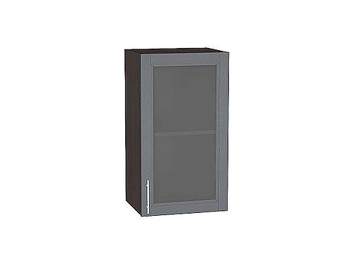 Шкаф верхний с 1-ой остекленной дверцей Сканди 400 920