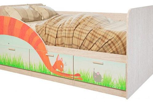 Детская кровать Минима Сказка 80*160