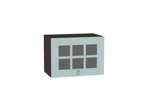 Шкаф верхний горизонтальный остекленный Прованс 500