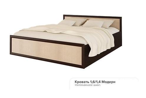 Кровать 1,4 «Модерн»
