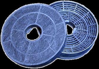 Комплект угольных фильтров Ф-05 (2 шт.)