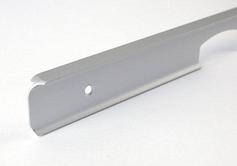 1521 Планка для столешницы Щелевая  38 мм R=2,5 (для кромки 3D)