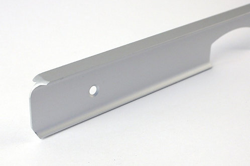 1520У Планка для столешницы торцевя универсальная 38 мм R=2,5 (для кромки 3d)