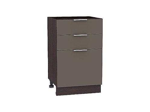Шкаф нижний с 3-мя ящиками Терра  500