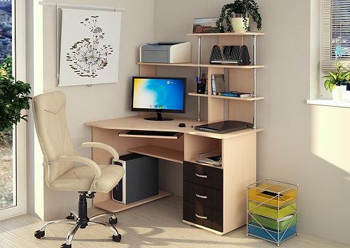 Компьютерный стол Форест 1300*900*1500