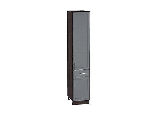 Шкаф пенал с дверцами и 1-м ящиком Сканди 400