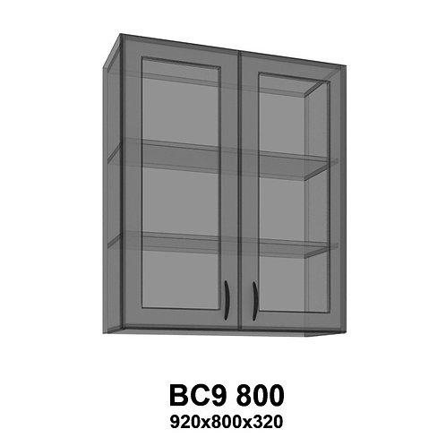 Модуль навесной со стеклом BС9 800