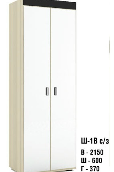 Шкаф для одежды            Ш-1В с зеркалом