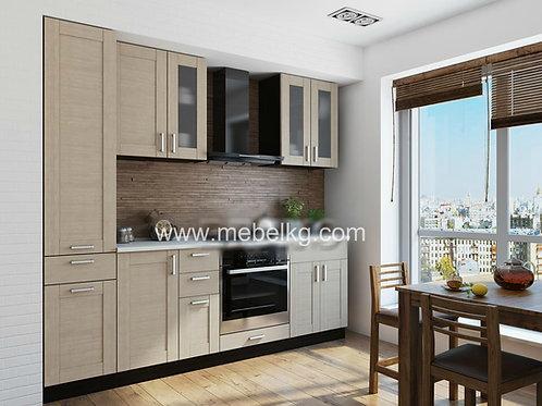 Кухня Лоф-01 2140*2300*570