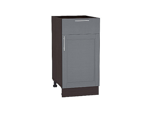 Шкаф нижний с 1-ой дверцей и ящиком Сканди 400
