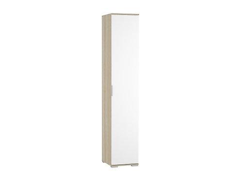 Шкаф бельевой одностворчатый Терра ШК-821 2120*400*450