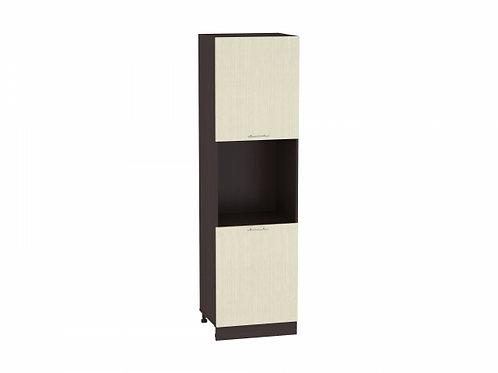 Шкаф пенал  с 2-мя дверцами Валерия-М 600