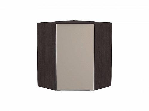 Шкаф верхний угловой Фьюжн (920)
