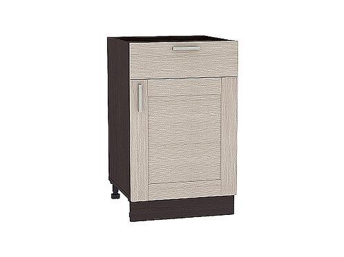 Шкаф нижний с 1-ой дверцей и ящиком Лофт 500