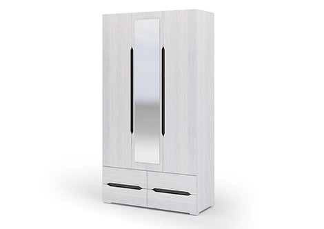 Шкаф  Валенсия ШК-013 1200*500*2200