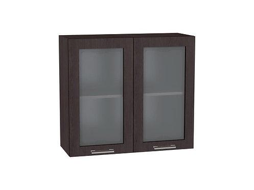 Шкаф верхний со стеклом Брауни ШВС 800