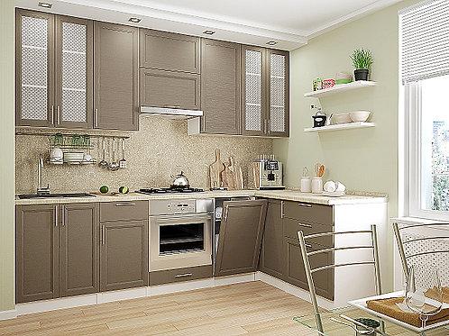 Сканди-04 Cappuccino Wood 2650/1590*600*2140