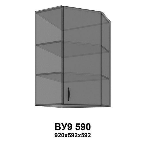 Модуль навесной угловой BУ9 590