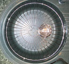Корзина F-08 (в размер чаши) Диаметр: 35 см