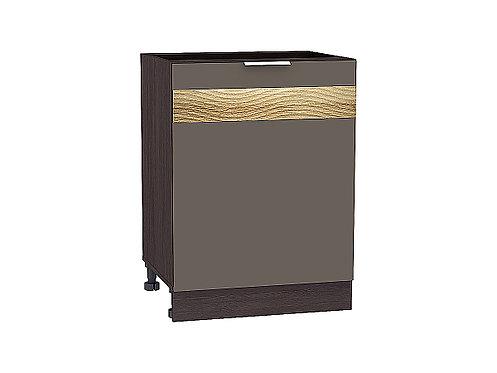 Шкаф нижний с 1-ой дверцей Терра W/DR/DL 600