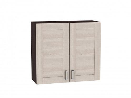 Шкаф верхний с 2-мя дверцами Лофт 800
