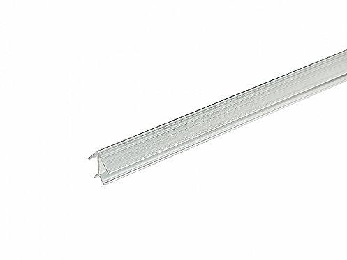 Планка для стенпанели угловая Алюминий