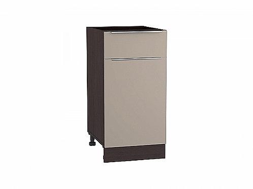 Шкаф нижний с 1-ой дверцей и ящиком Фьюжн 400