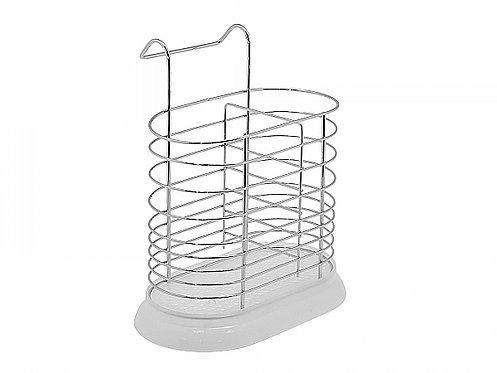 Сушка для столовых приборов Хром