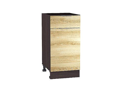 Шкаф нижний с 1-ой дверцей и ящиком Терра W  400