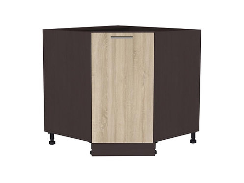 Шкаф нижний угловой Брауни ШНУ 890