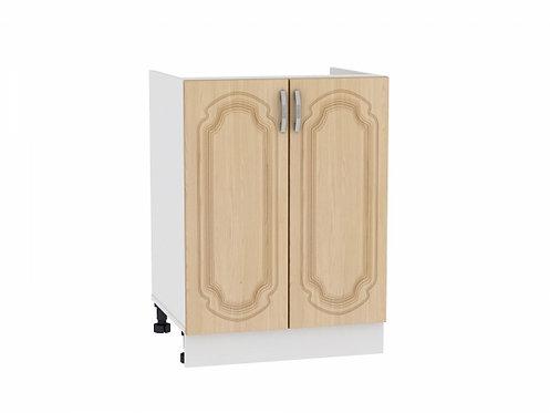 Шкаф нижний под мойку с 2-мя дверцами 600 Настя