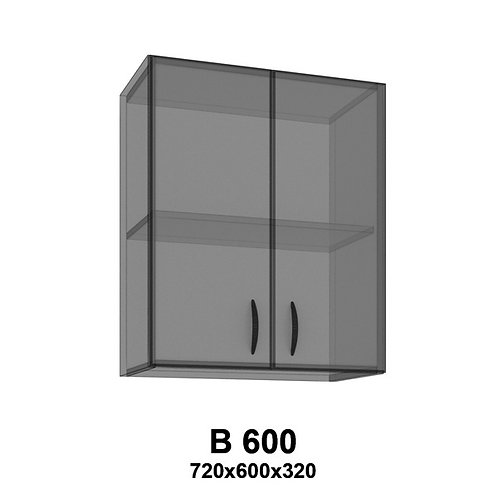 Модуль навесной B600