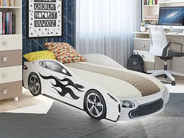Кровать машинка Турбо Цена: 9754 руб. www.mebelkg.com