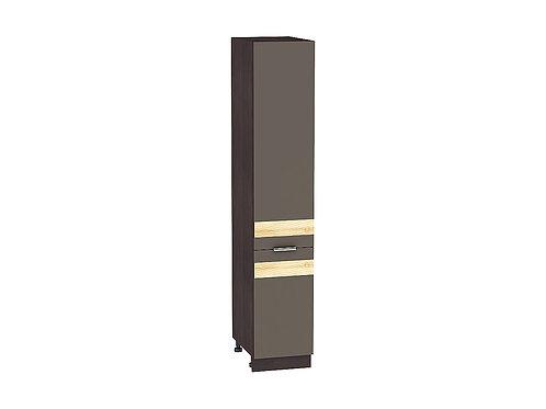 Шкаф пенал с 2-мя дверцами Терра DL/DR 400 (720)
