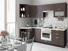 "Кухня "" Лофт-03"". Цена 21 029 руб. www.mebelkg.com"