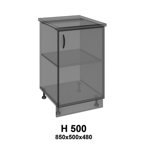Модуль нижний Н500