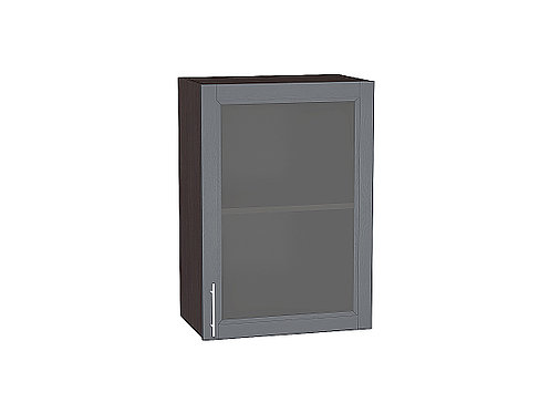 Шкаф верхний с 1-ой остекленной дверцей Сканди 500