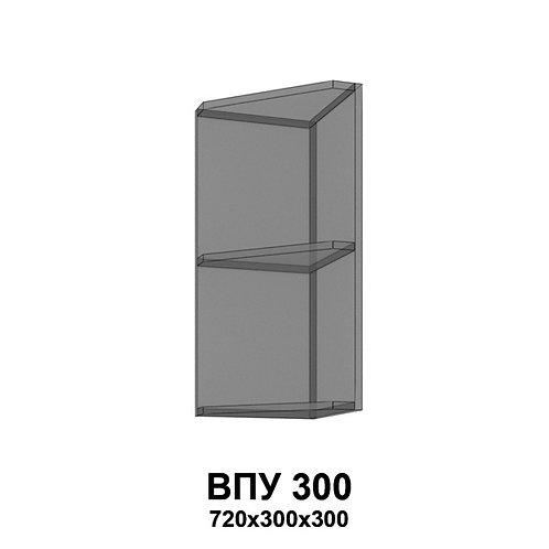 Полка открытая угловая BПУ300