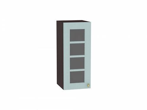 Шкаф верхний с 1-ой остекленной дверцей Прованс 300
